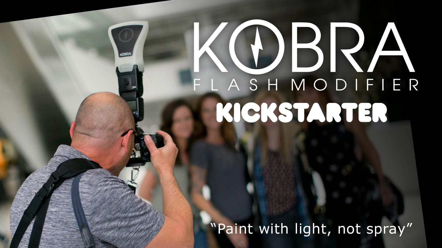 KOBRA Flash Modifier Is Still More or Less a Gary Fong Lightsphere