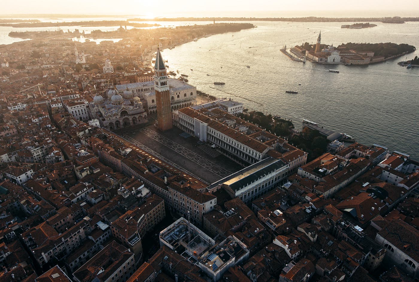 Dimitar Karanikolov's Photos of Venice from Above Will Charm You