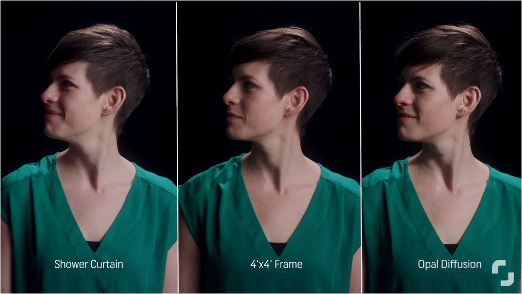 Three Cheap Options to Achieve Beautiful Diffused Light