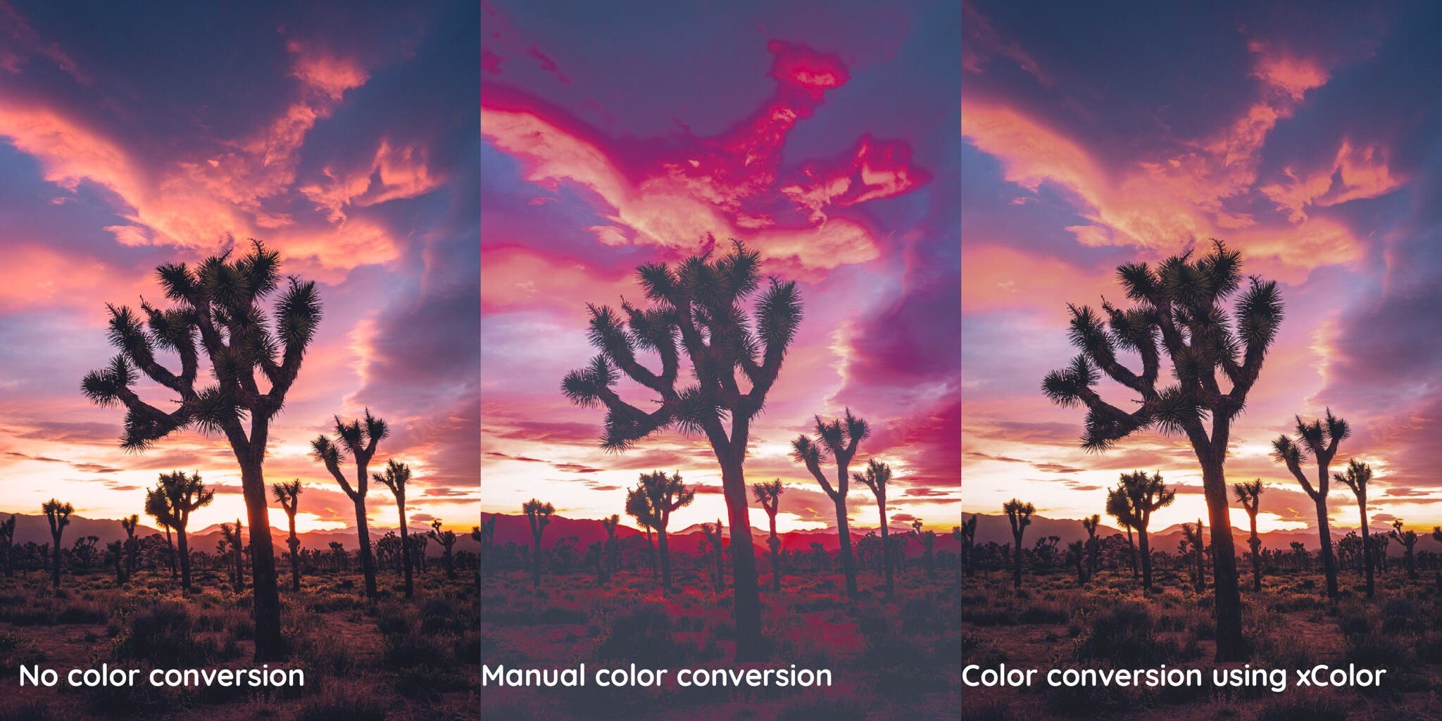 X Color Will Do Color Management For You