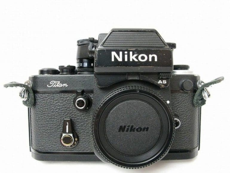 This Rare Nikon F2 Titan is Yours for Less than $1,000
