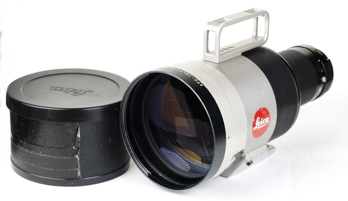 Only $7,000 Can Get You This Leica Apo Telyt-R f2.8 400mm Focus Module
