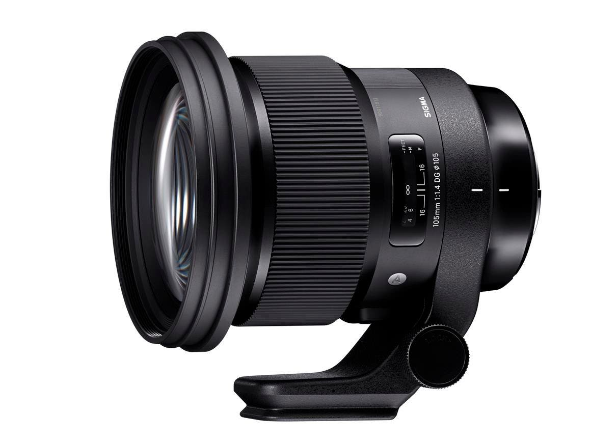 Sigma's Bokeh Master 105mm f1.4 Art Lens Pricing and Availability Unveiled