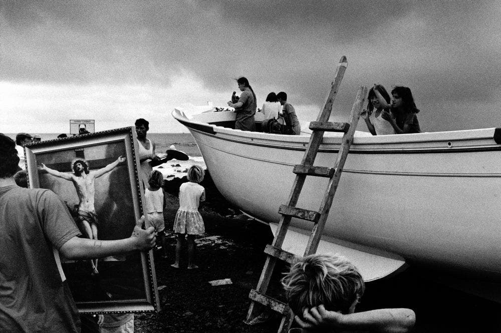 Paulo Monteiro Reveals the Rituals and Soul of Azores on Kodak Tri-X
