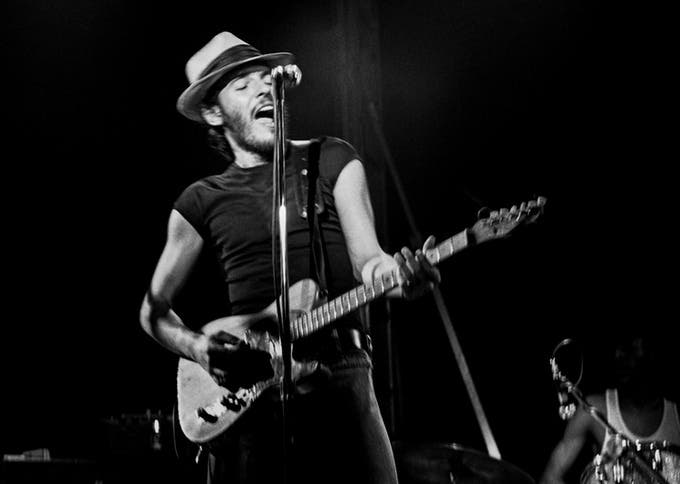 "This Photo Book Looks Back at the 1974 Show That Made Bruce Springsteen the ""Rock and Roll Future"""