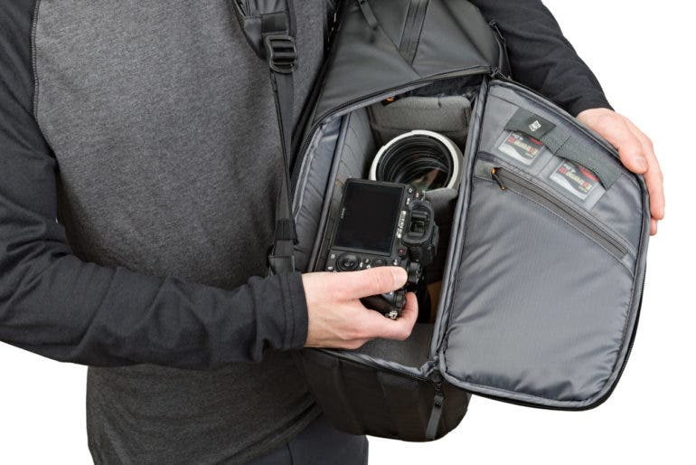 Lowepro Announces Freeline Bp 350 Aw Daypack For Content