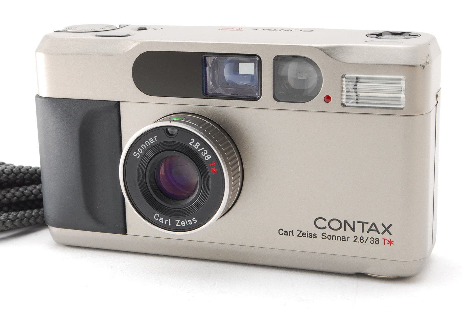 How the Contax T2 Became the Most Expensive Point and Shoot Camera