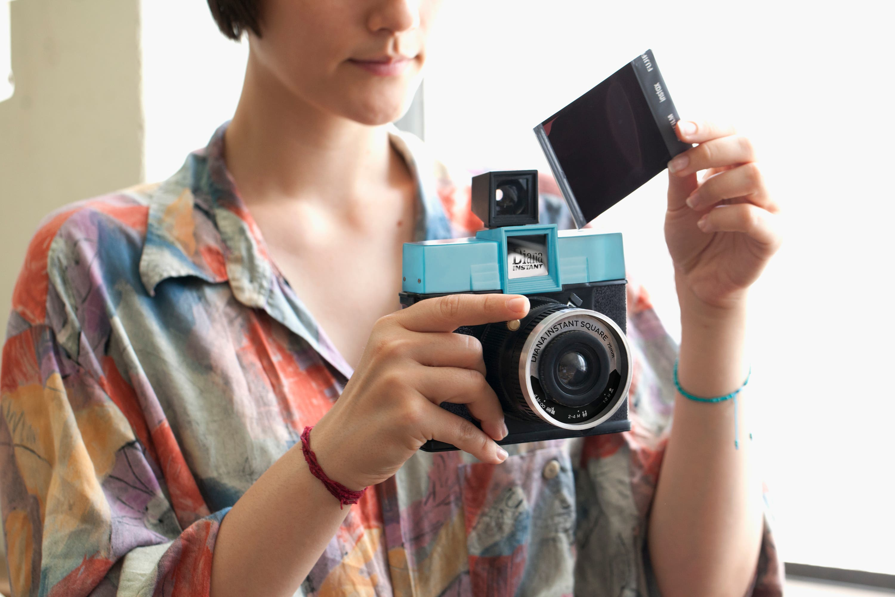The Lomography Diana Instant Square Camera is Their Most Perplexing Camera Yet