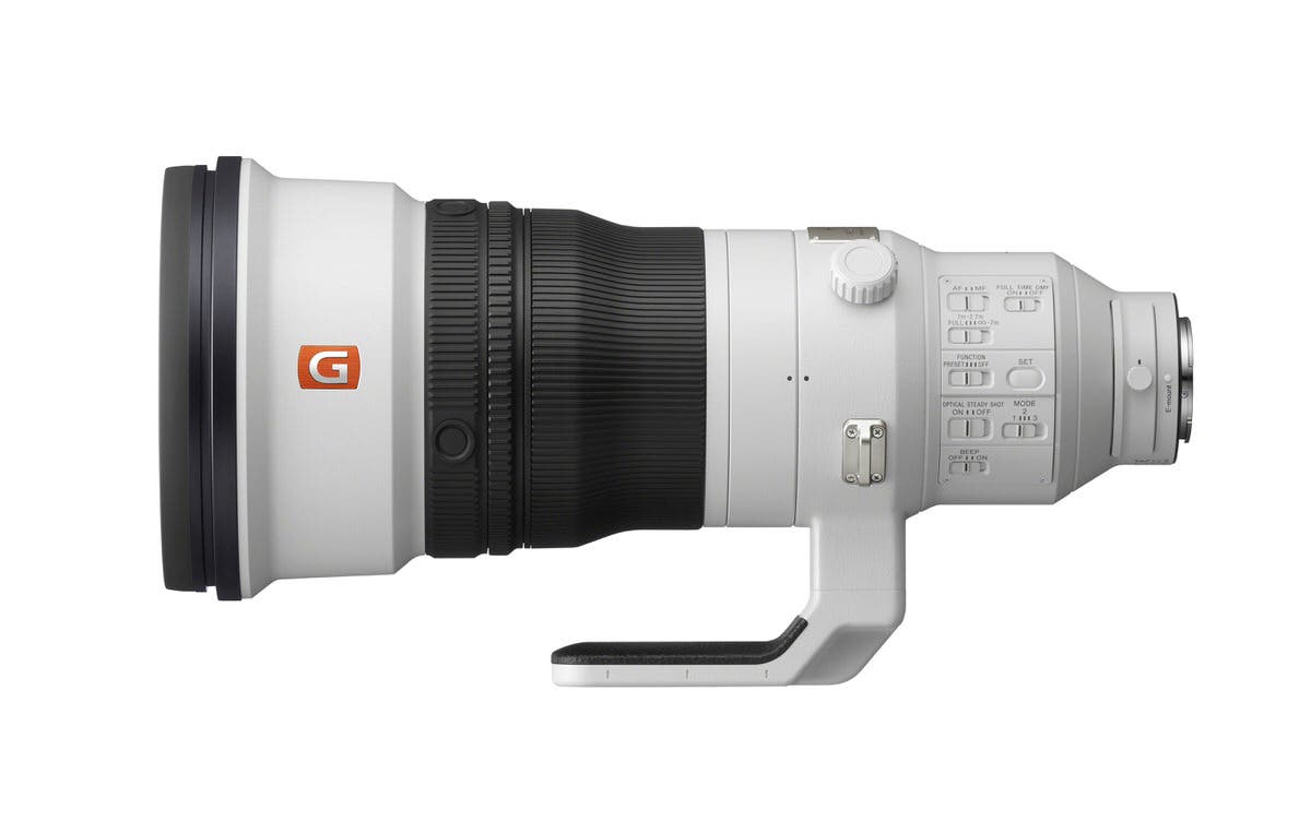 The Long Awaited Sony 400mm F2.8 G Master Will Cost You $12,000