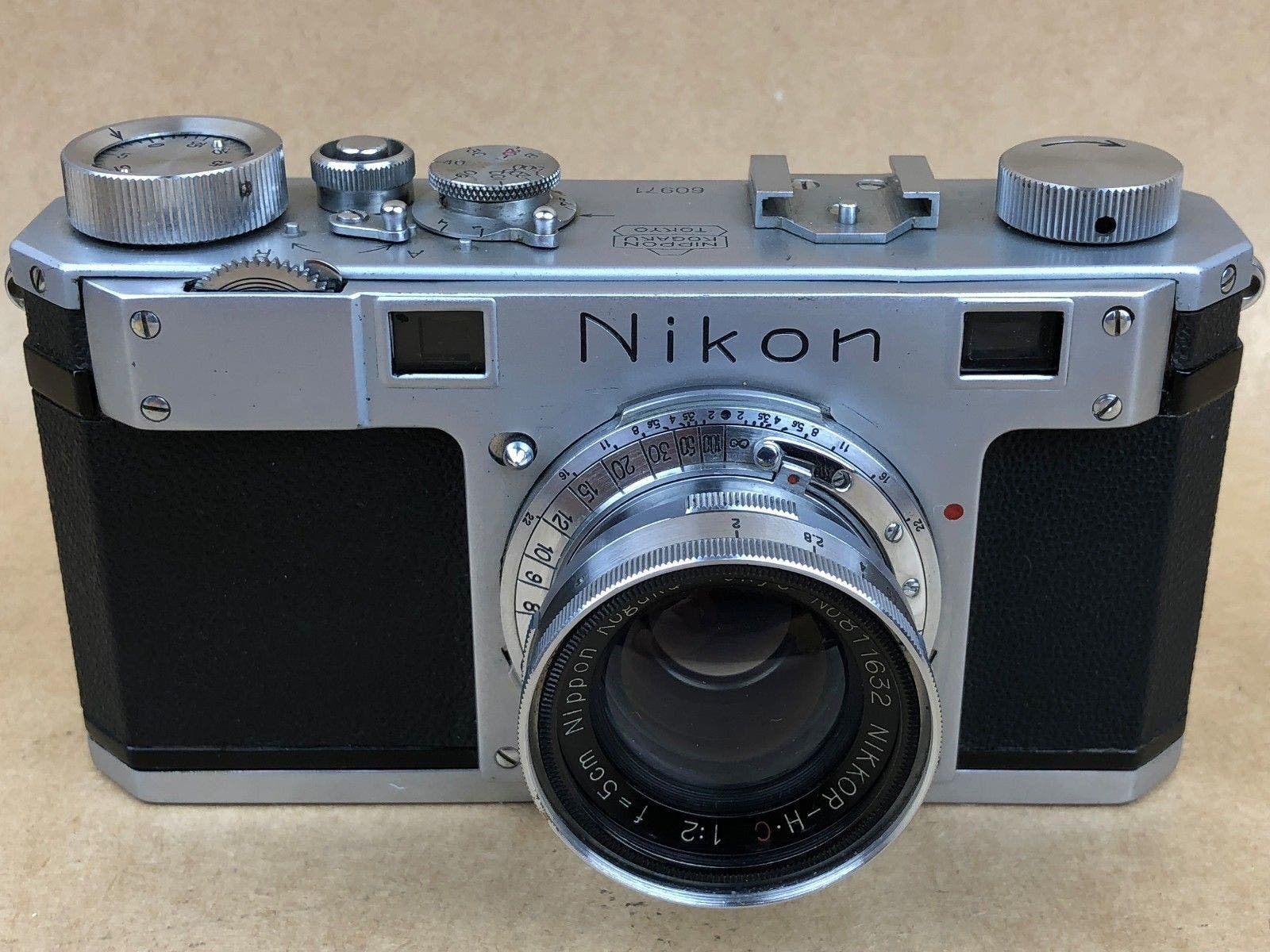 This Super Rare Nikon I Rangefinder from 1948 is Yours for $27,445