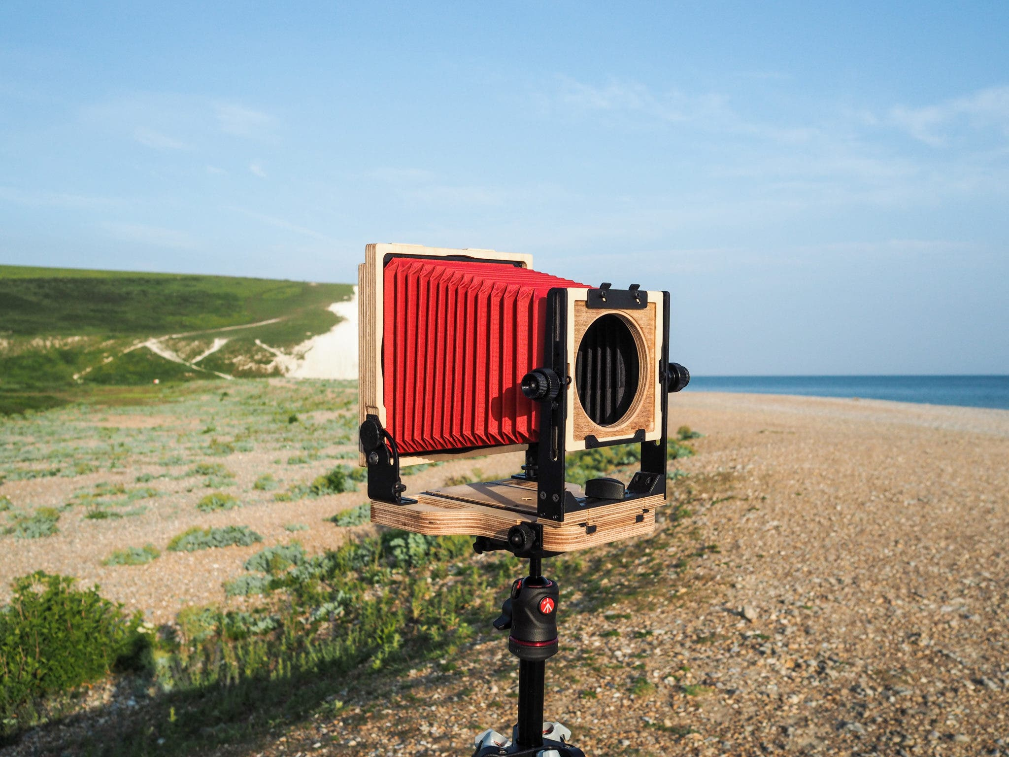 The Intrepid 4×5 Mk 3 Large Format Camera Gets a Minor Update
