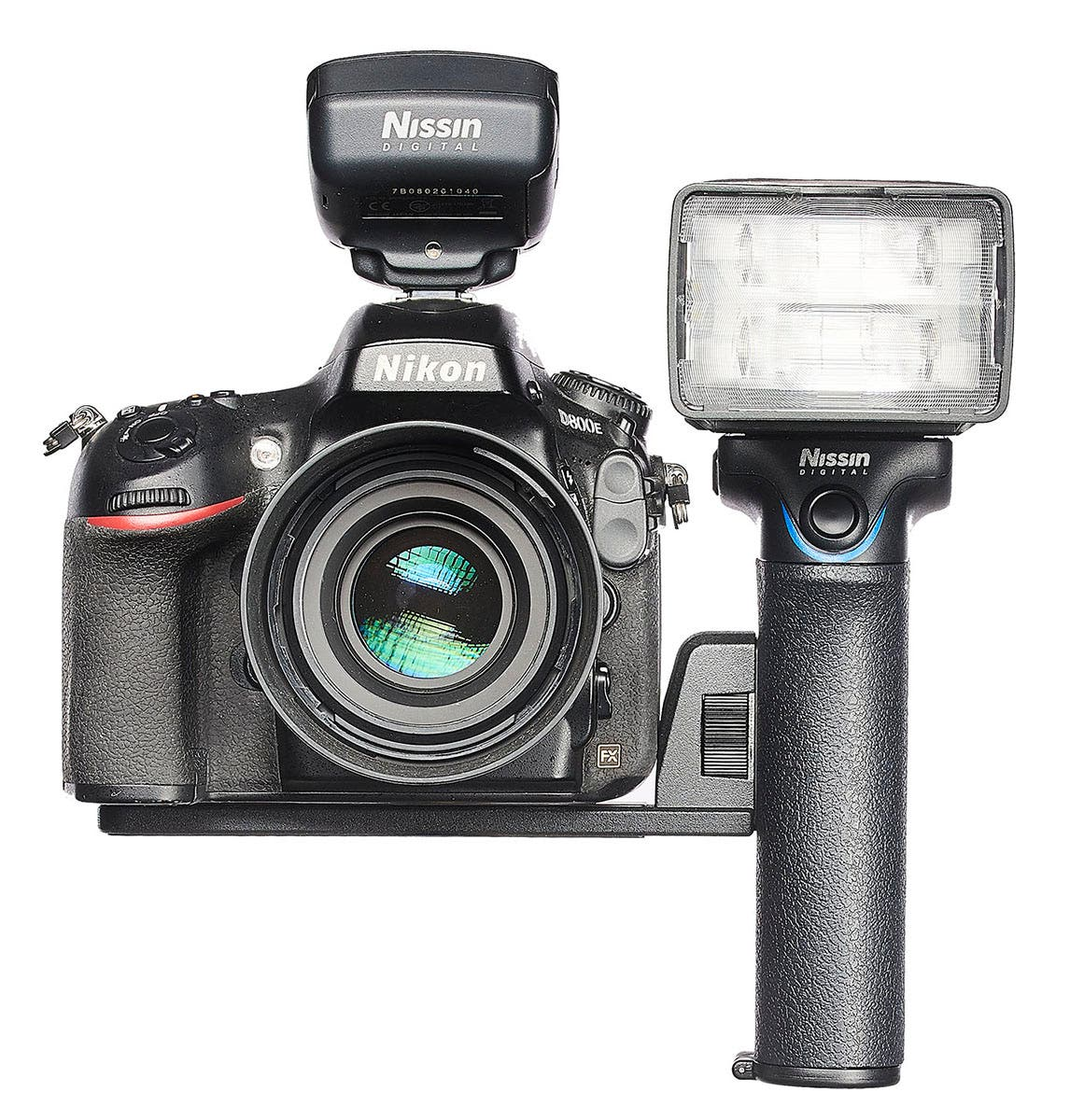 The Nissin MG10 Multi-Purpose Wireless Strobe Is Basically a Bracket Flash