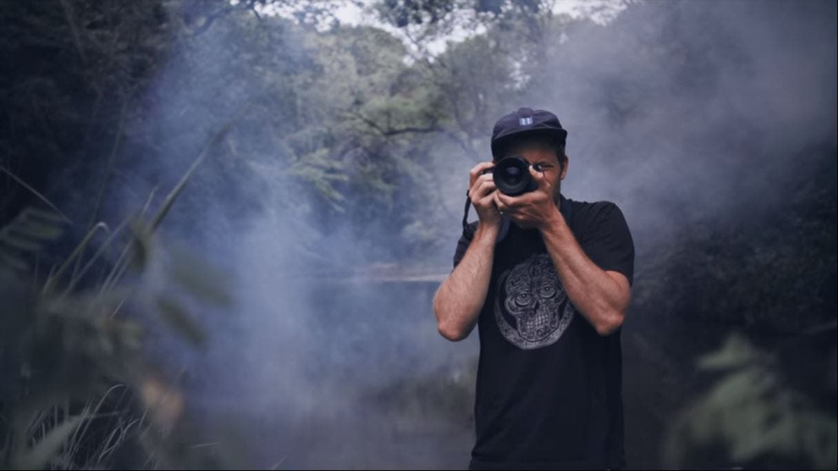 Here's the $60 Trick for Adding Fog or Haze to an Outdoor Shoot
