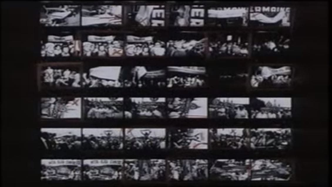 Master Photographer William Klein Tells the Story Behind the Photos on His Contact Sheet