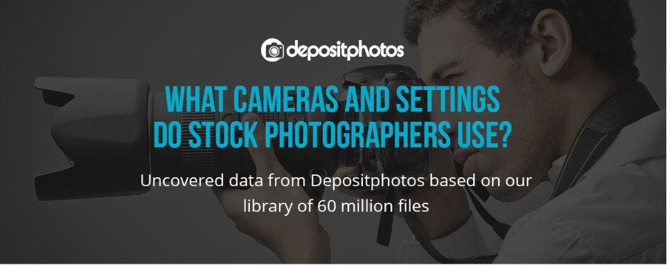 These are the Most Popular Cameras and Settings for Stock Photography