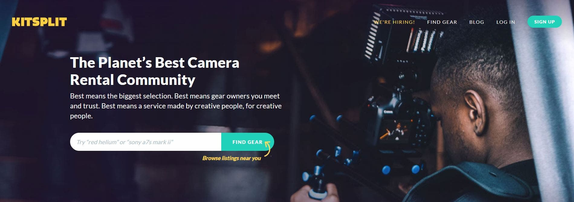 KitSplit Allows Pro Content Creatives to Get Affordable Gear Rental Insurance