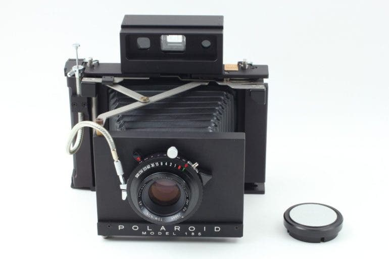 Can You Guess What s So Special About This Polaroid Land Camera 185  9dd93ad9a3