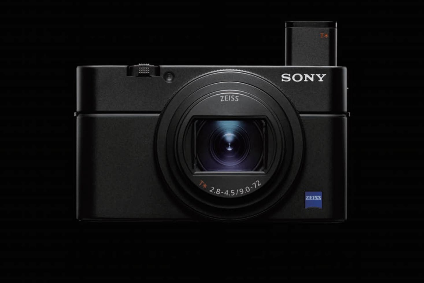 Sony Unveils New and Improved RX100 Mk VI