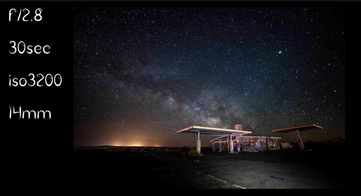 Here's Why Astrophotography in Creepy Abandoned Spots Can Be Worth It