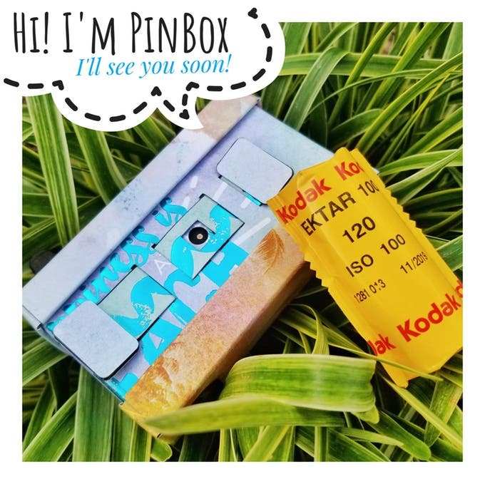 PinBox: A 6×6 Pinhole Camera That You Can Build and Re-Create