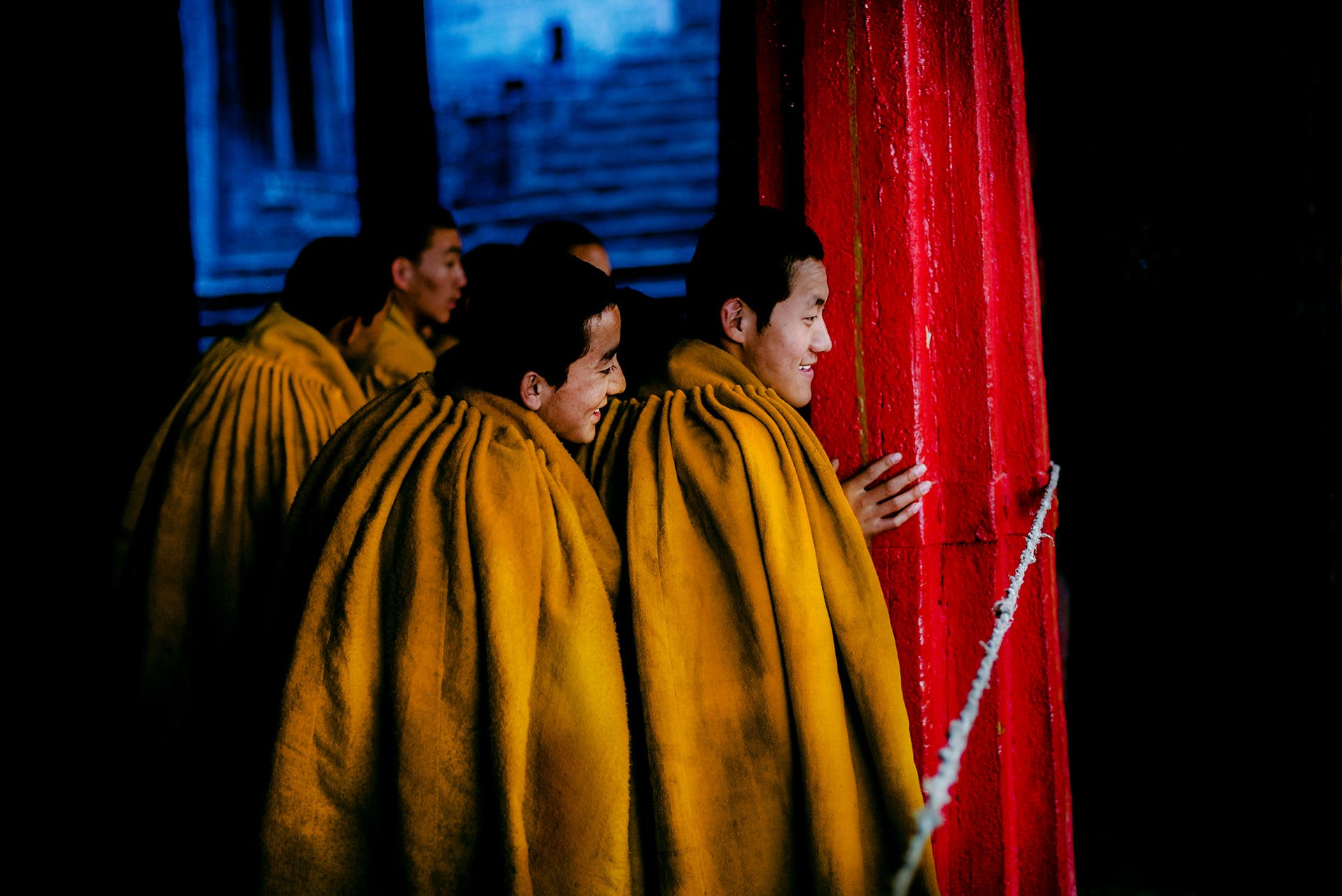 Jakub Rybicki Shares a Fascinating Slice of Buddhist Life in Tibet