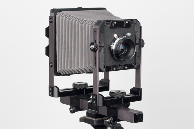 The Standard 4×5 Lets You Build Your Own Modular Large Format Camera