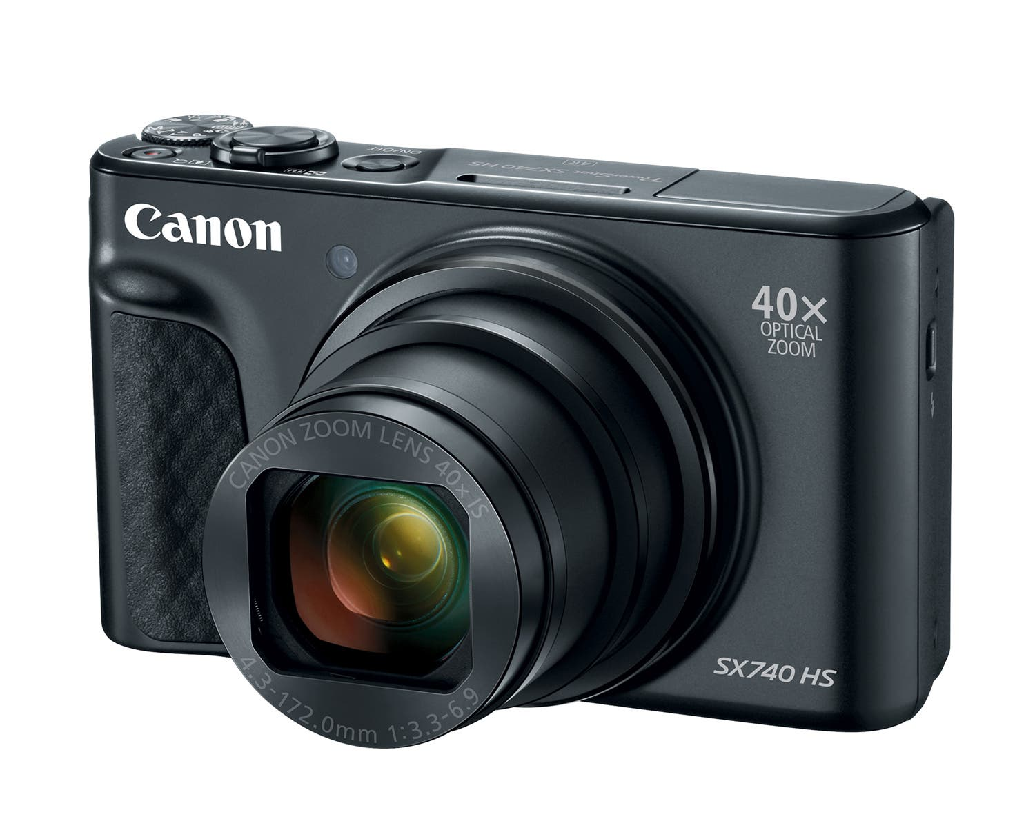 The Canon PowerShot SX740 HS Shoots 4K Video While Some of Their Higher End DSLRs Do Not