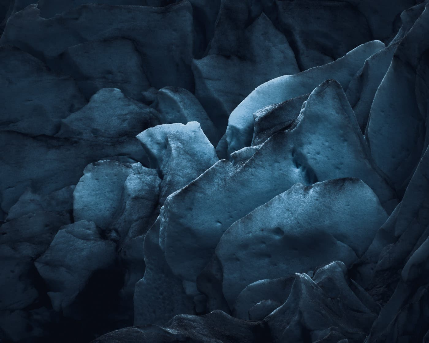 "Looking Closer at the Glaciers of Norway with Jan Erik Waider's ""Memento Mori"""