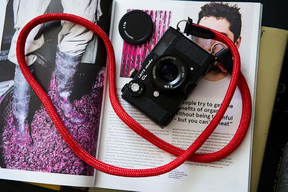 Review: Stroppa Flat Camera Strap (So Gorgeous, Yet So Simple)