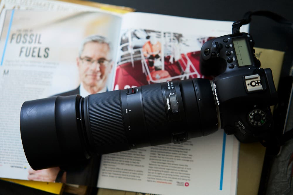 Review: Tamron 100-400mm F4.5-6.3 Di VC USD (Canon EF)