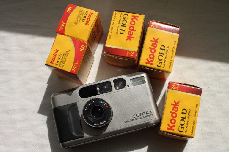 How Contax Became The Hottest Brand on the Vintage Camera Market