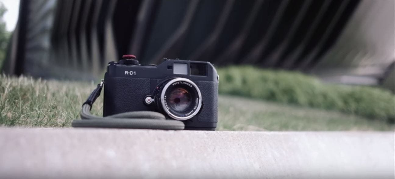 The Epson R-D1: One Rangefinder Camera You've Probably Never Heard Of