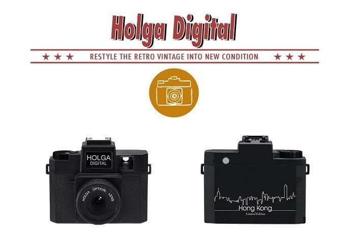 Holga Digital Has a Limited Hong Kong Skyline Edition on Indiegogo Marketplace