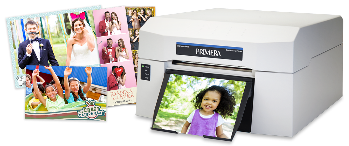 The Primera Impressa IP60 Is Aiming for Your Next Photo Booth