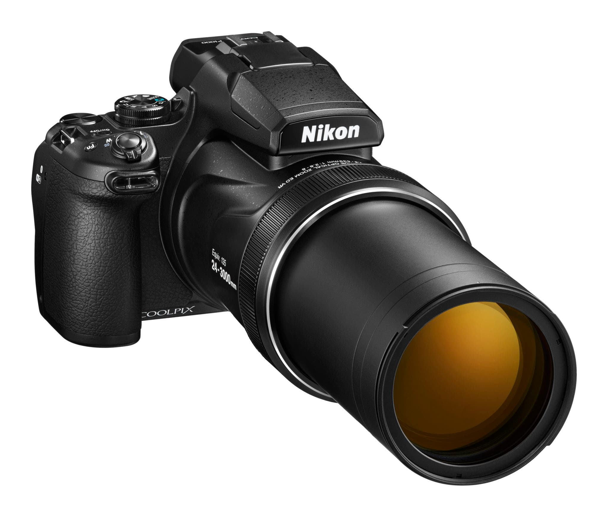 The New Nikon P1000 Has a 125x Optical Zoom with a Laughable 1/2.3 inch Sensor for $999.95