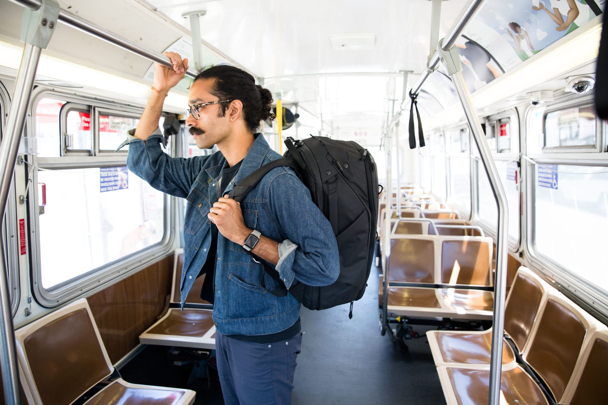 The Peak Design Travel Backpack is Promising Lots of Versatility