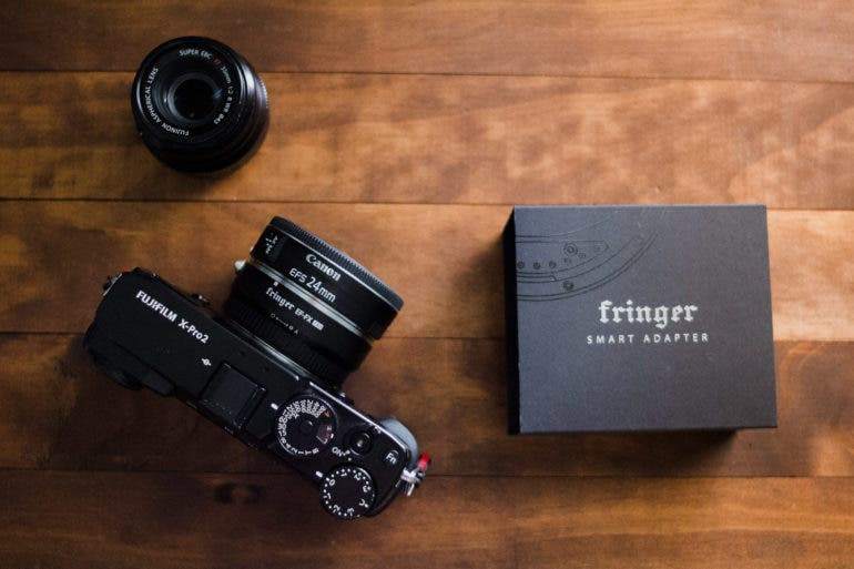 Adapter Review: Fringer EF-FX Pro (Tested on the Fujifilm X Pro 2)