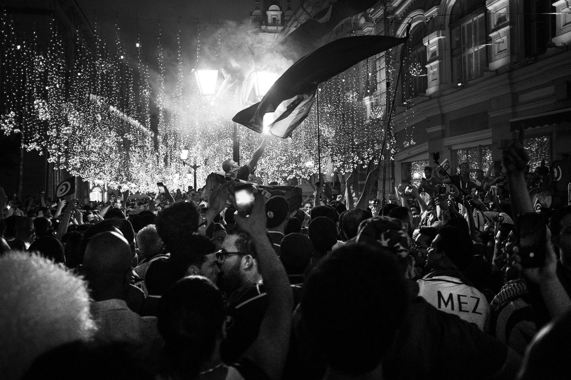 "Skander Khlif Captures the Tunisian World Cup Revelry in ""Hooligans of Love"""