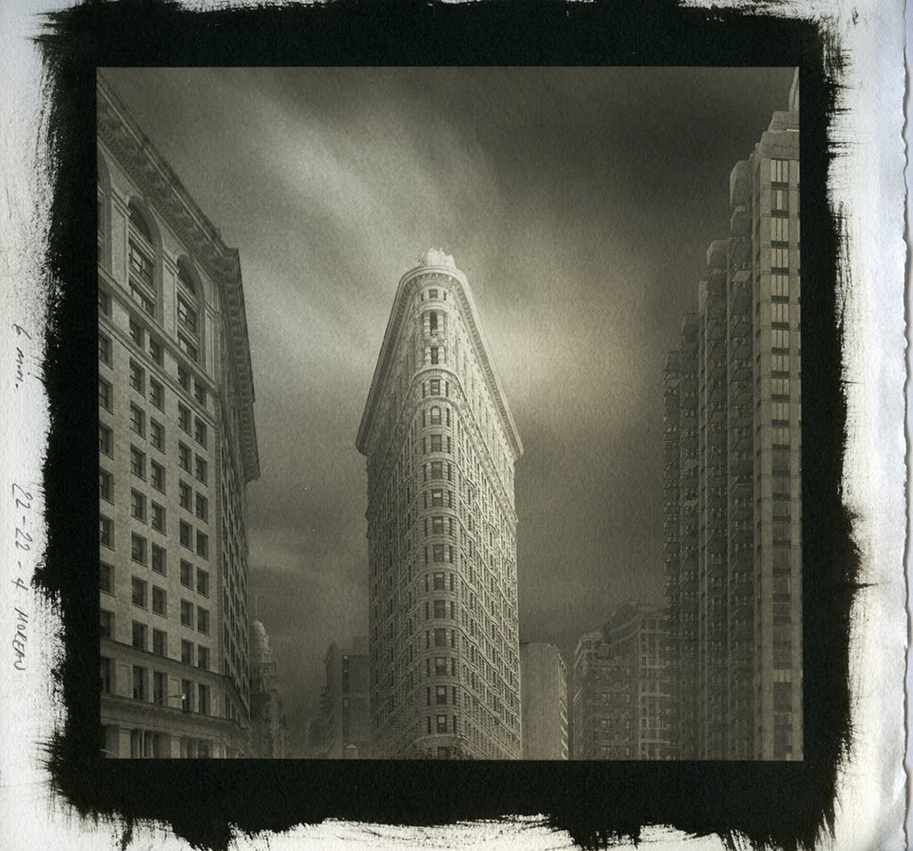 Dennis Ramos' Landscape and Architecture Photographs Take on a New Form as Platinum Palladium Prints