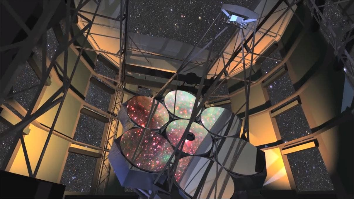 The $1 Billion Giant Magellan Telescope Will Take Photos 10 Times Sharper Than Hubble's