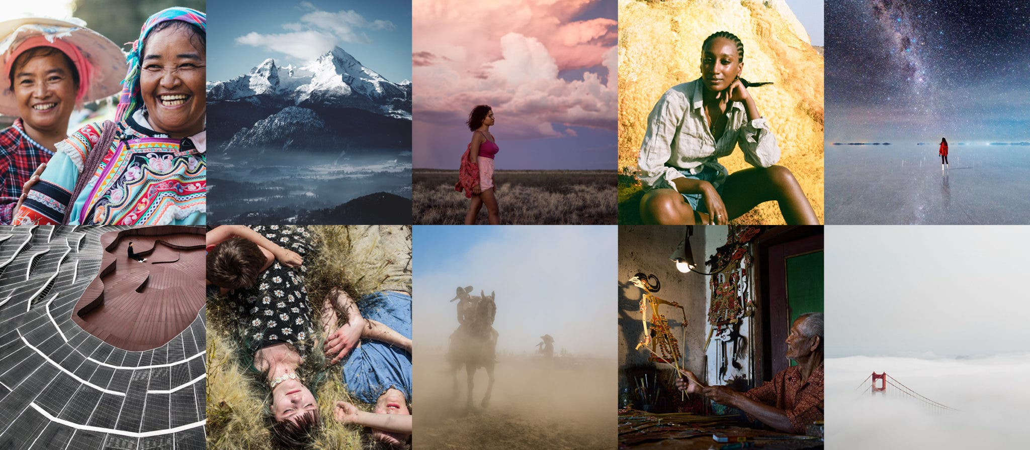 """Adobe Introduces Their """"Rising Stars of Photography"""" for 2018"""