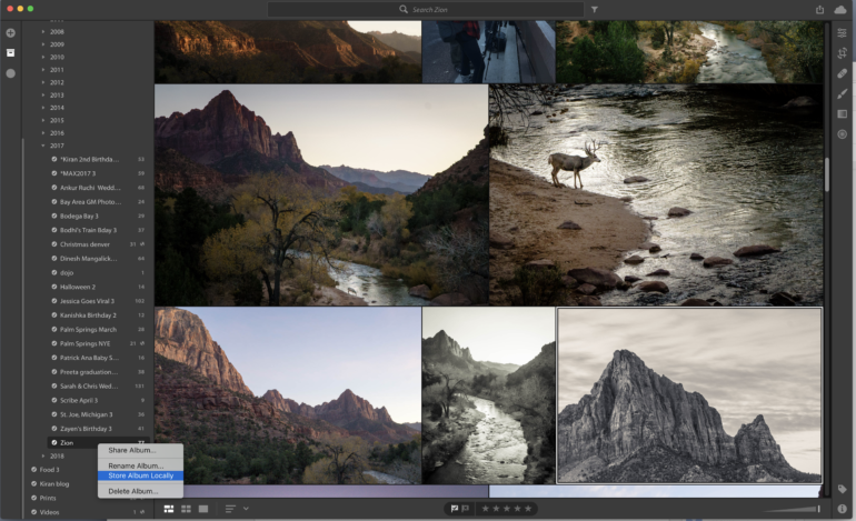 Adobe Packs New Features and Updates to the Lightroom CC Ecosystem