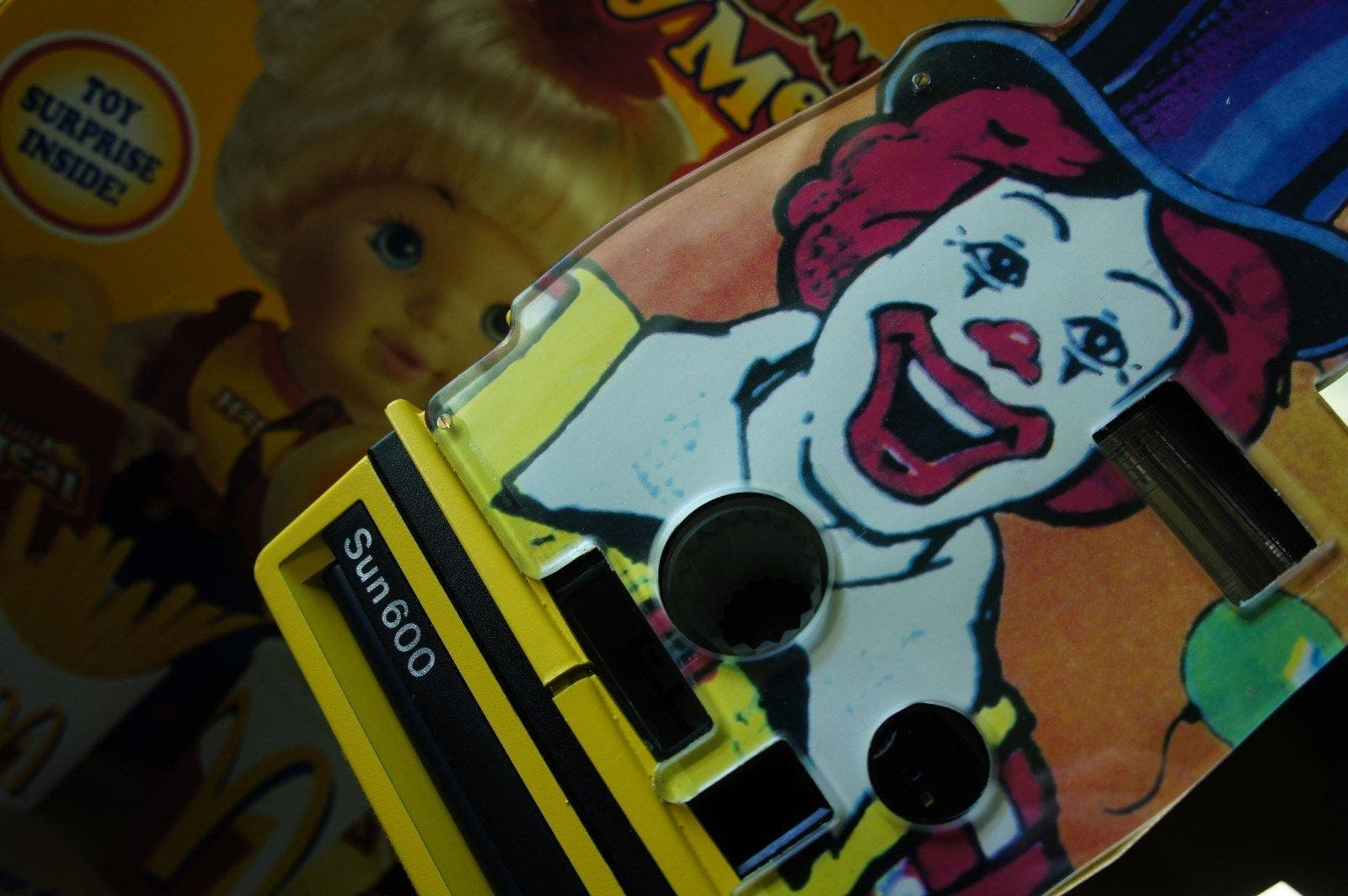 Score This Rare Ronald McDonald's Polaroid Prototype for $1,500