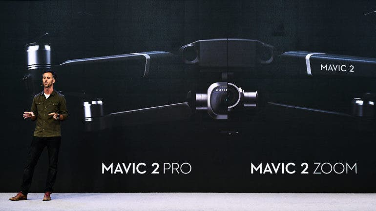 First Impressions DJI Mavic 2 Pro And Zoom