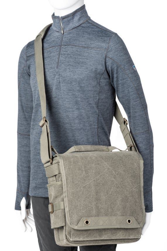 Think Tank Photo Upgrades the Retrospective Shoulder Bags With Lighter Weight and Greater Security