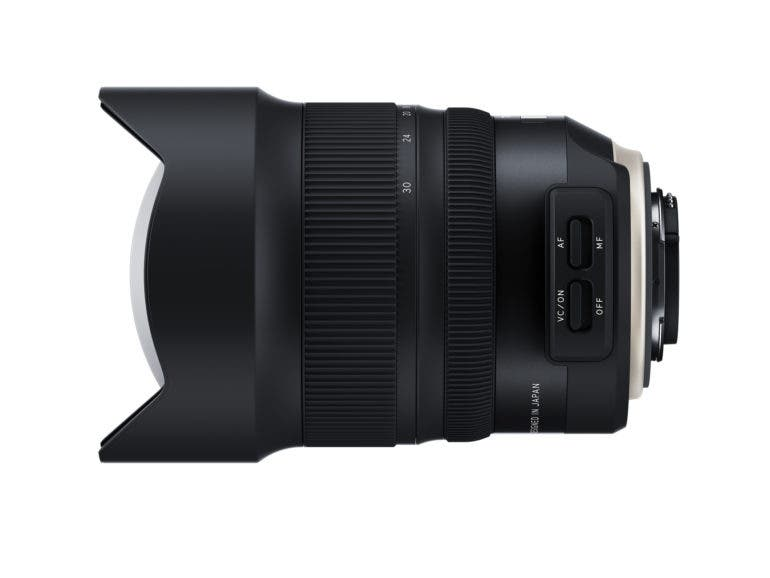 The Tamron Sp 15 30mm F2 8 Di Vc Usd Covers Full Frame Dslrs