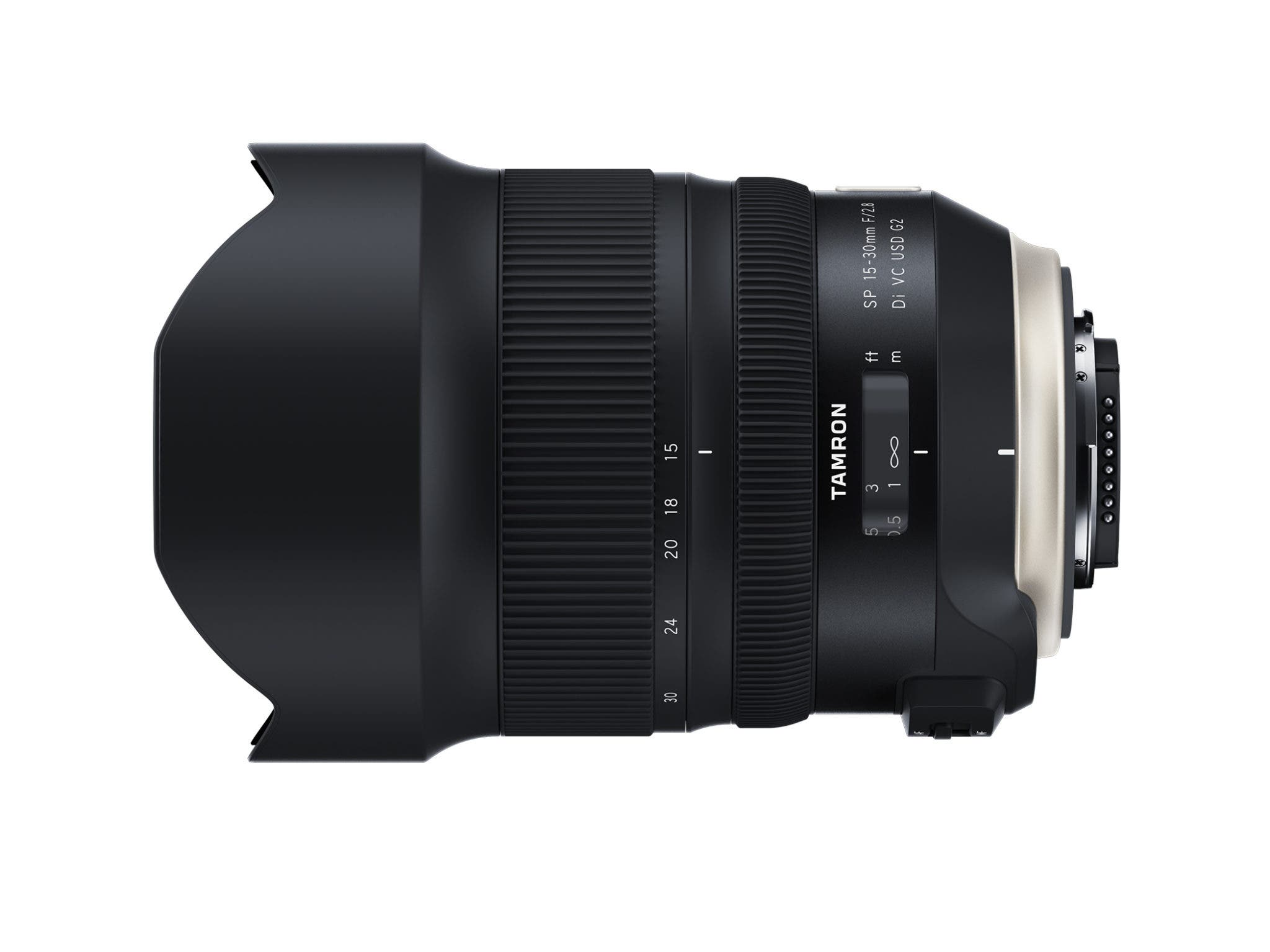 The Tamron SP 15-30mm F2.8 Di VC USD Covers Wide Angles for Full Frame DSLR Shooters