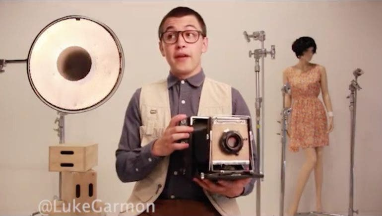 Luke Garmon Hilariously Lampoons That Friend That's Into Photography