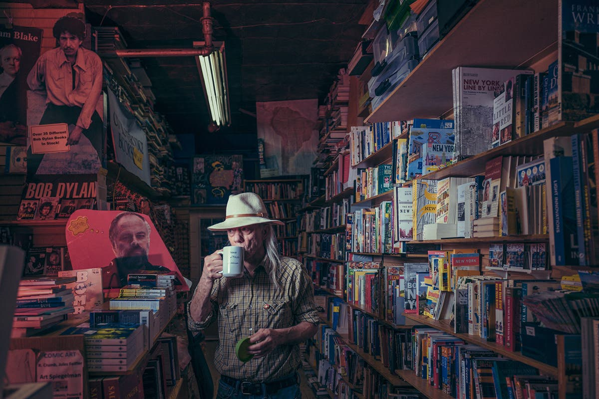 Franck Bohbot Documents the Character of Indie Bookstores and Their Booksellers