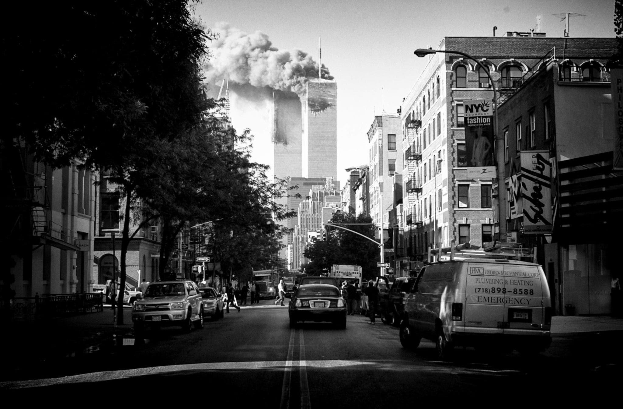 Two hours on 9/11: An interview with Phil Penman